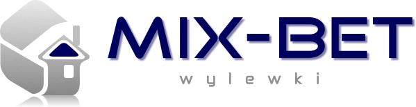 Wylewki mixokretem MIX-BET